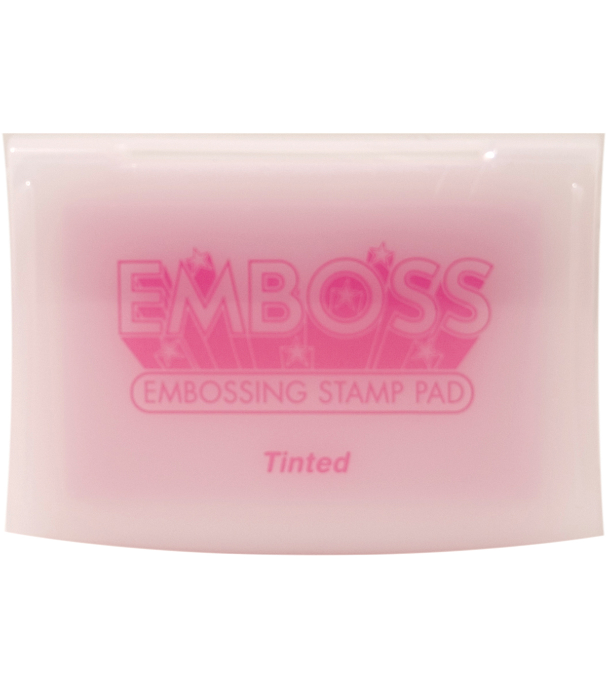 Tsukineko Embossing Pad Tinted-Light Pink