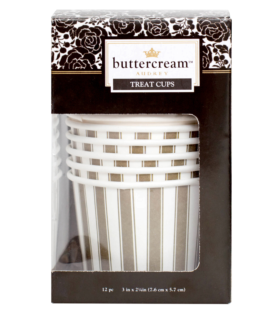 Buttercream™ Audrey Collection Treat Cups