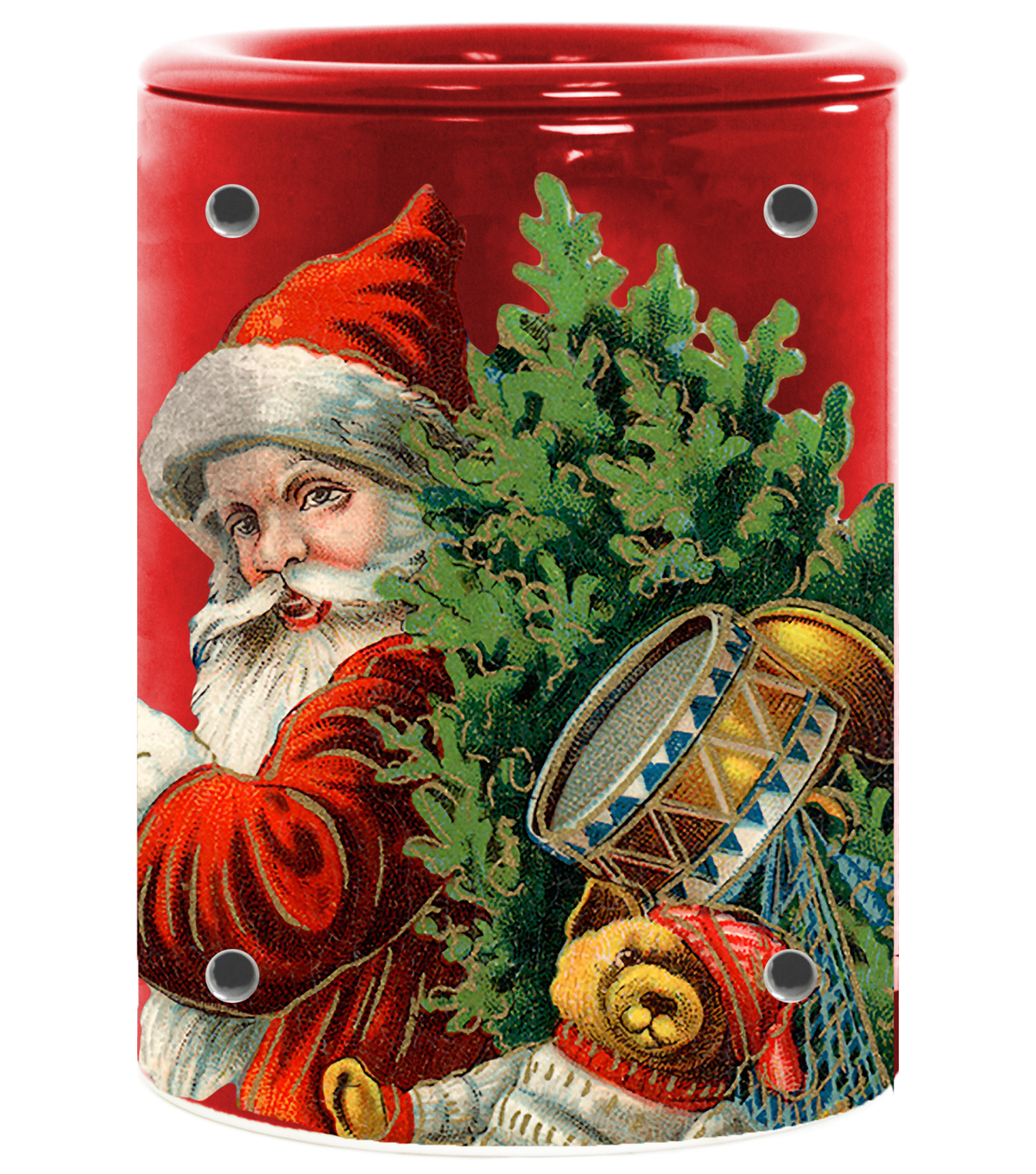 Maker\u0027s Holiday Santa Warmer