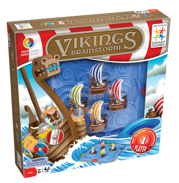 Smart Games Vikings Brainstorm