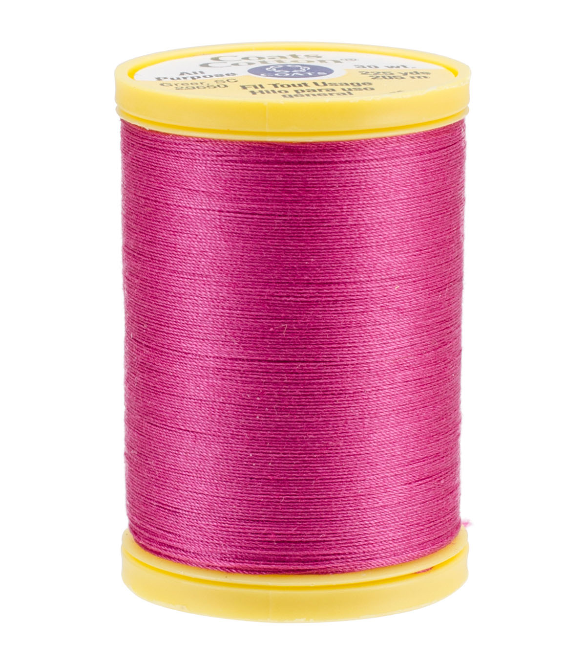 Coats & Clark All Purpose Cotton Thread-225yds