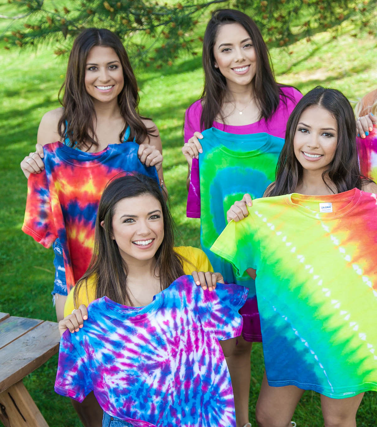 Tulip® One-Step Tie-Dye Kit Super Big