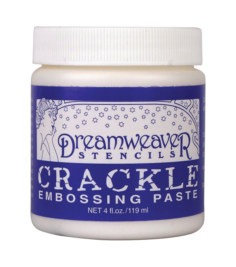 Crackle -embossing Paste