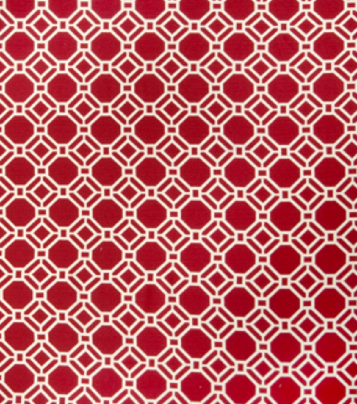 "Home Decor 8""x8"" Fabric Swatch-SMC Designs Archway / Cardinal-Jcp"