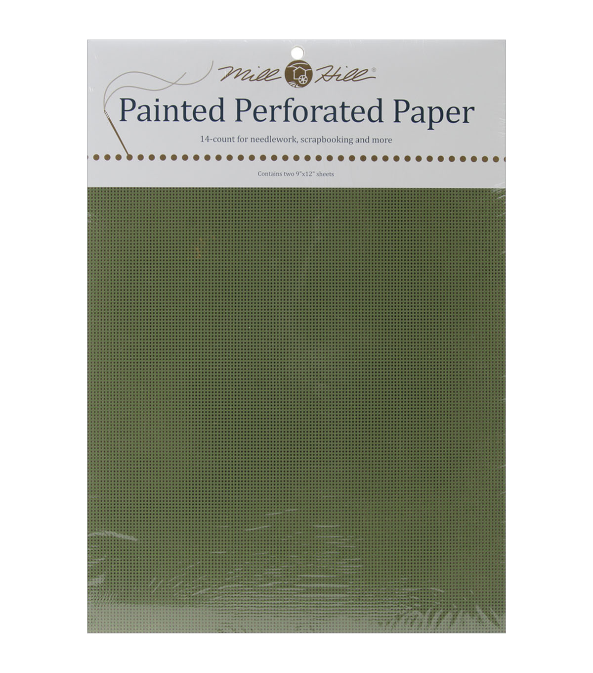Mill Hill Painted Perforated Paper Pack 14 Count