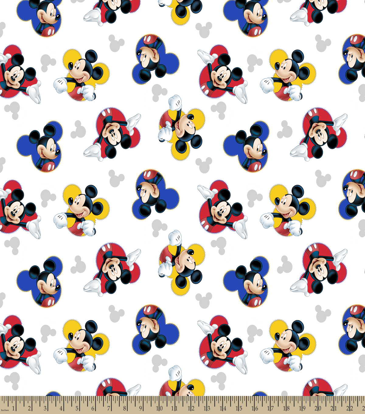 Disney® Mickey Print Fabric-The One & Only