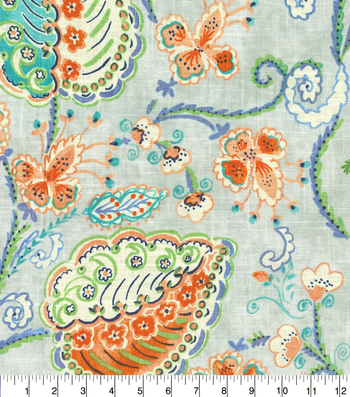 Dena Designs Upholstery Fabric 54\u0022-Flamingo Frolic Poolside