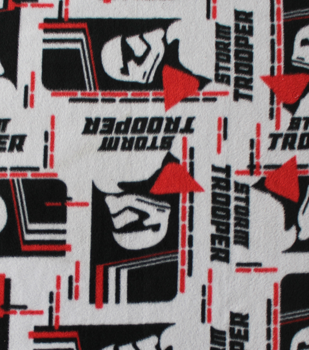 Star Wars™: The Force Awakens Fleece Fabric 58\u0022-Stromtroopers
