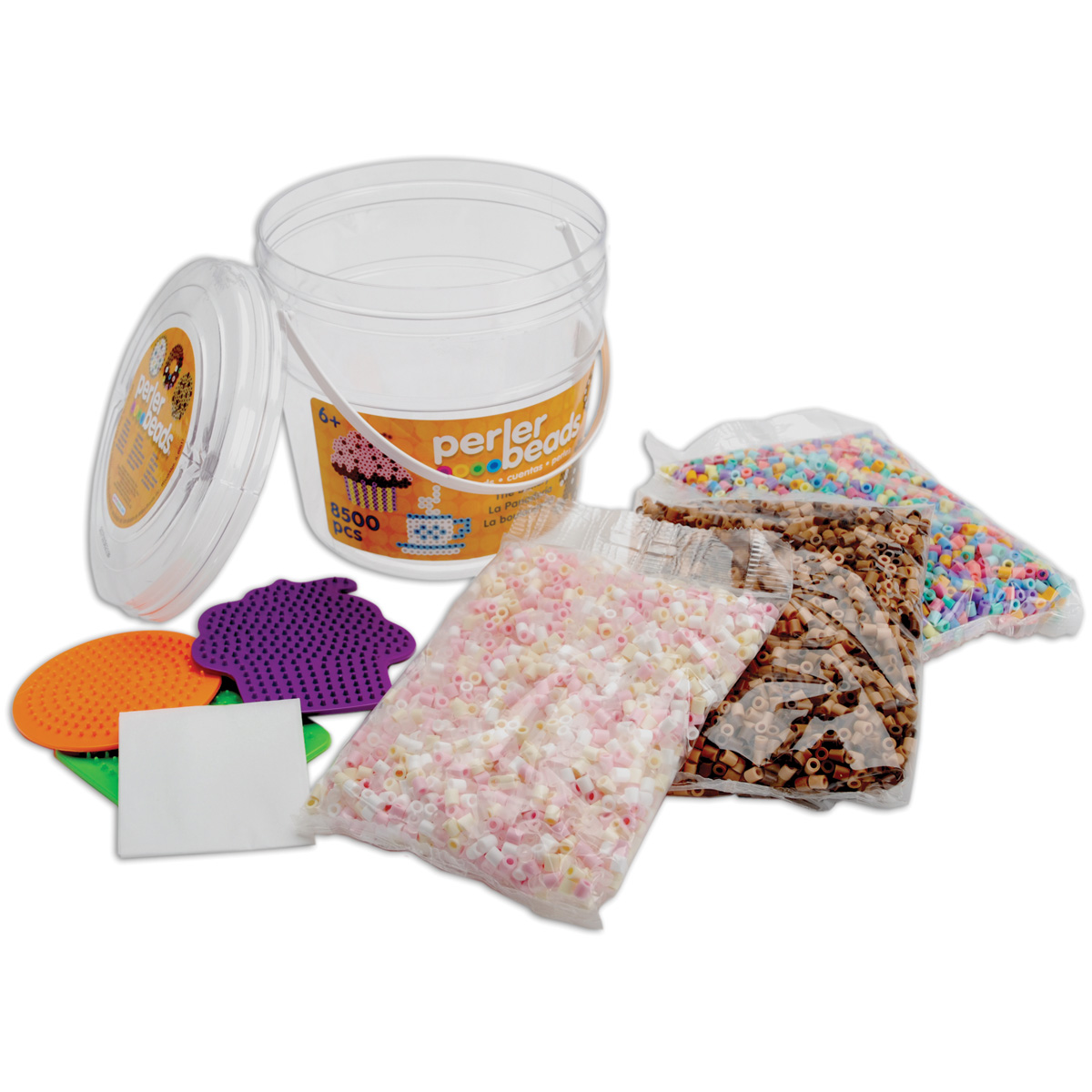 Perler Fuse Bead Activity Bucket-Bakery