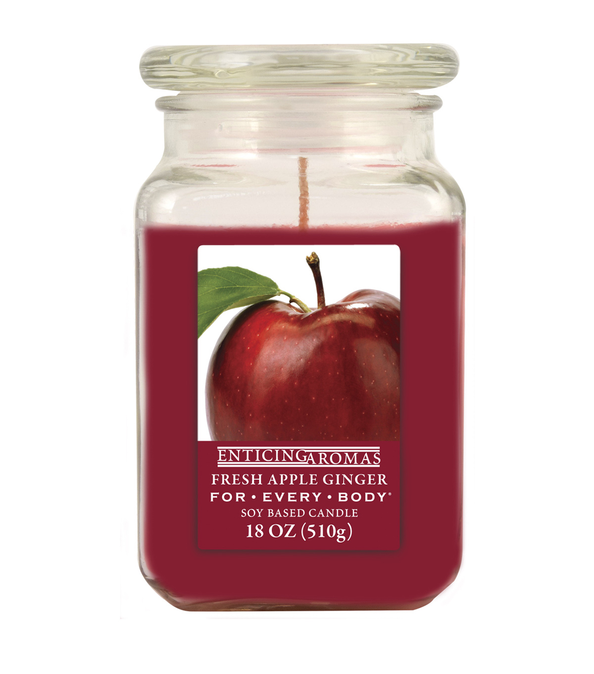18oz Enticing Aromas Apple Ginger