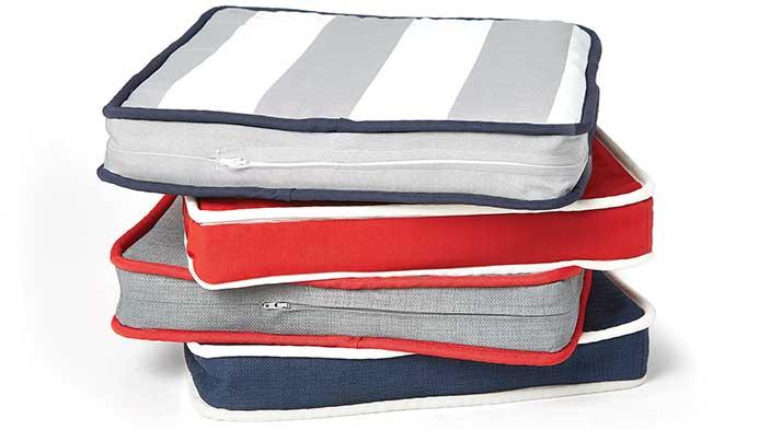 Sew A Custom Size Patio Cushion