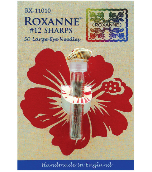 Roxanne Sharps Hand Needles 50/pkg-Size 12