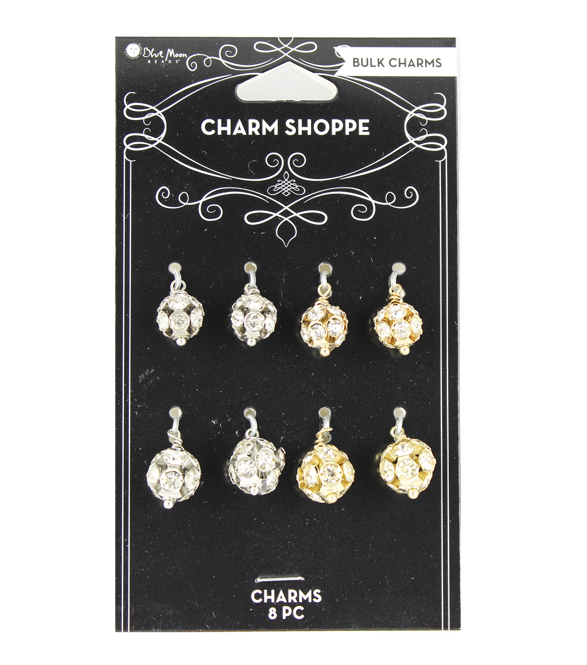 Blue Moon Beads Oh So Charming Metal Charms Fireballs