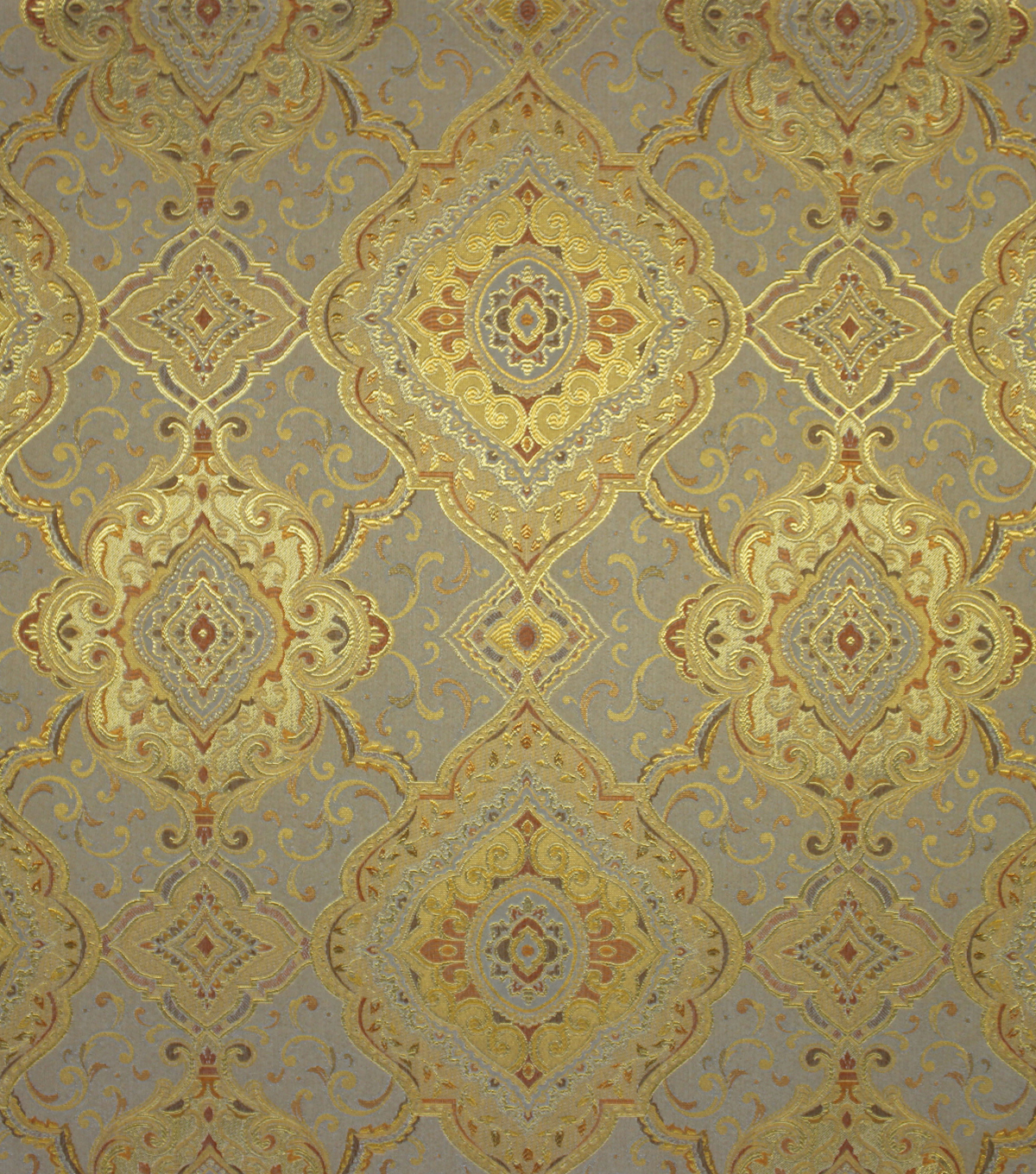 "Home Decor 8""x8"" Fabric Swatch-Upholstery Fabric Barrow M7656 5652 Prussian"