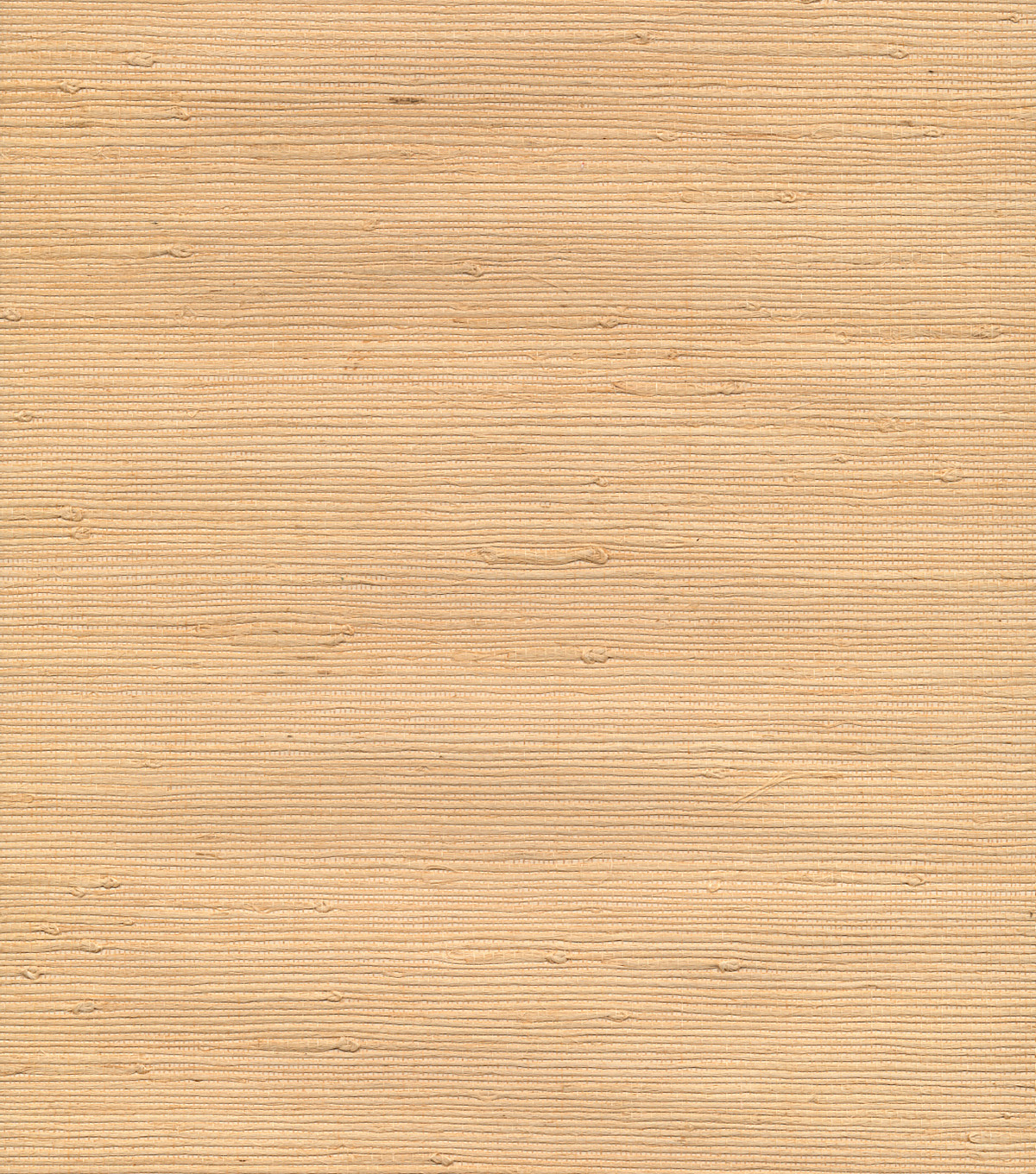 Hotaru Peach Grasscloth Wallpaper Sample