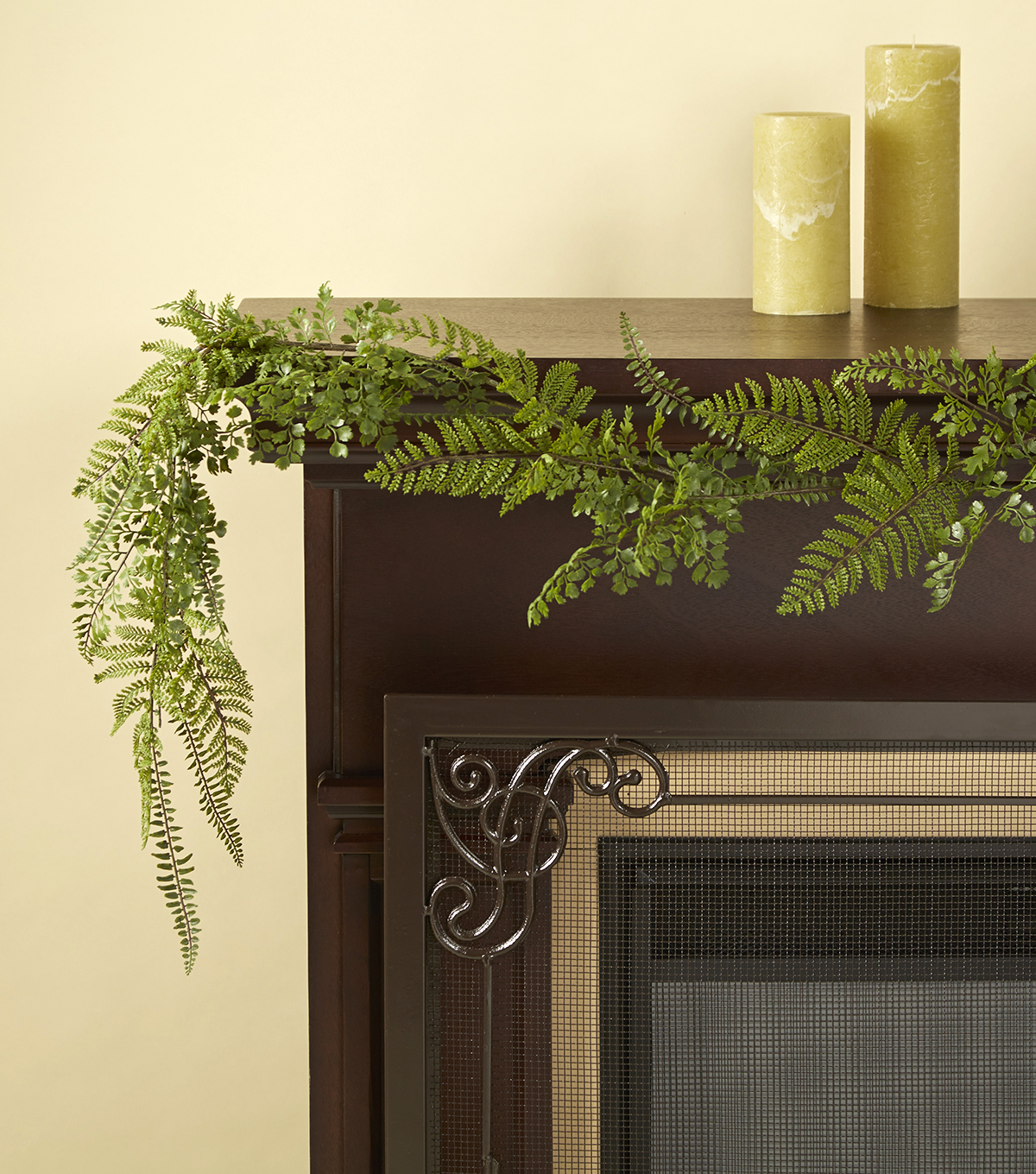 Bloom Room 72\u0027\u0027 Mixed Fern Garland