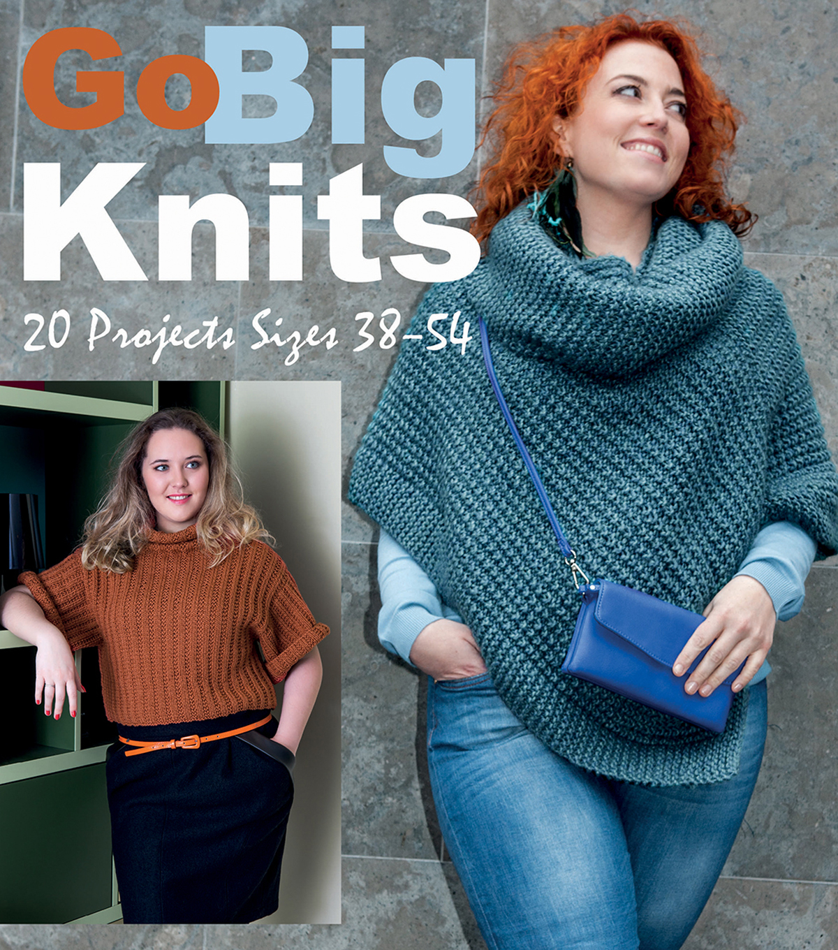 Trafalgar Square Books-Go Big Knits
