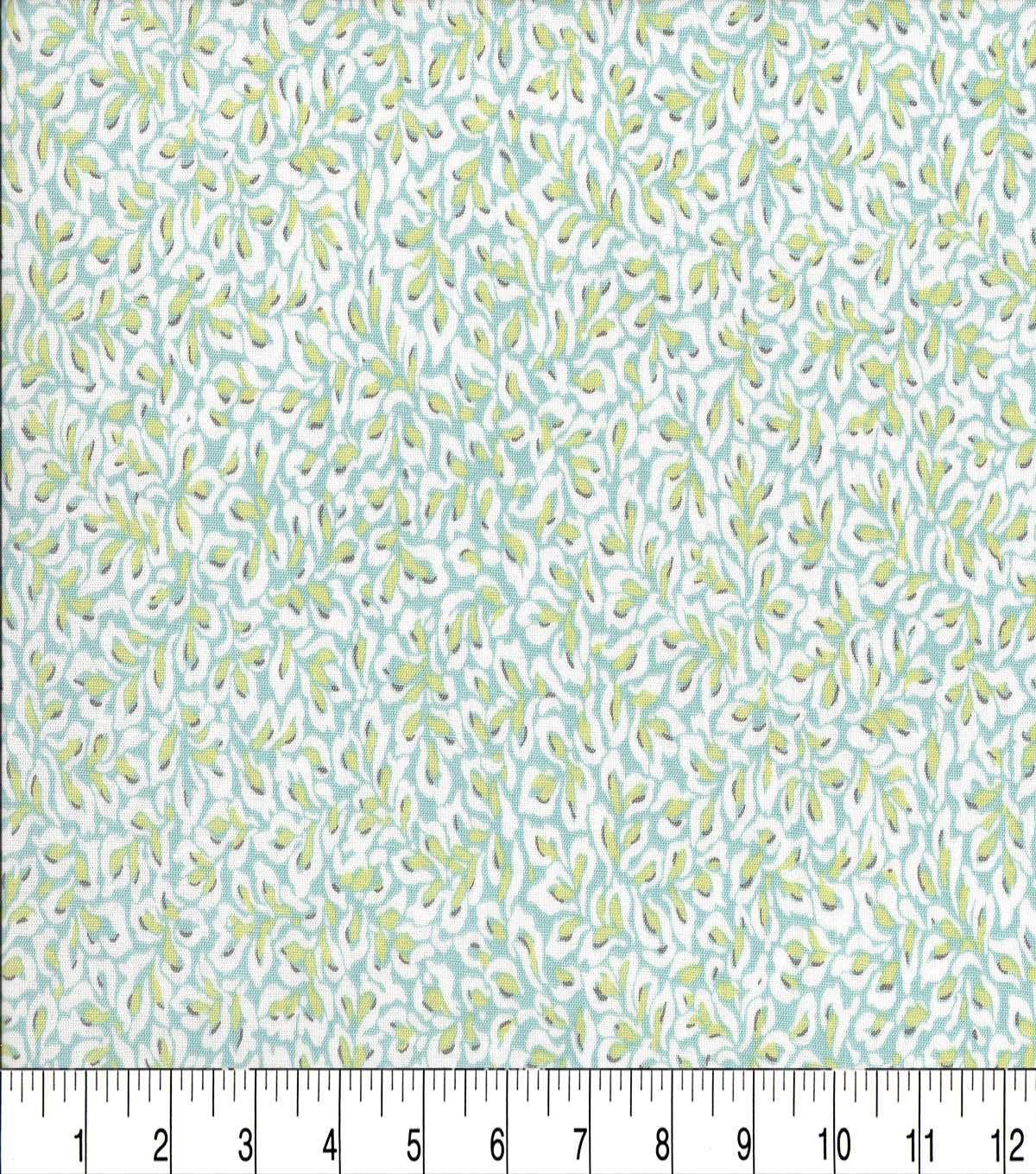 Keepsake Calico™ Cotton Fabric 44\u0022-Lundy Mist