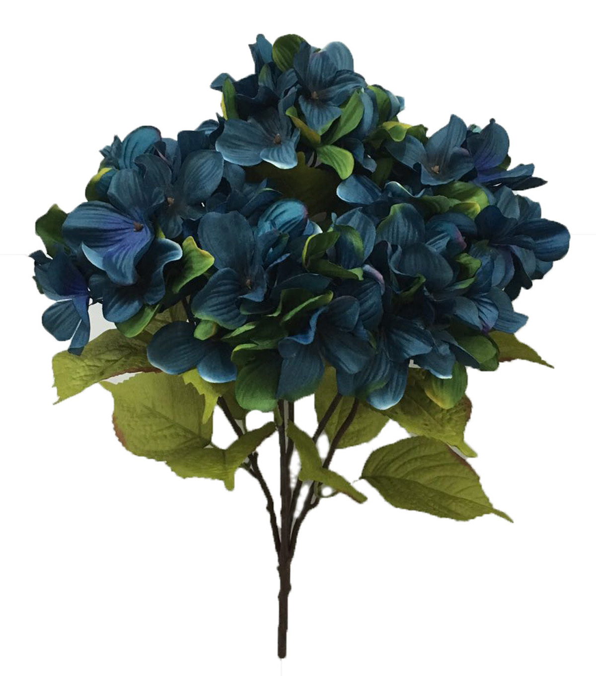 Blooming Autumn 20'' Hydrangea Bush-Blue