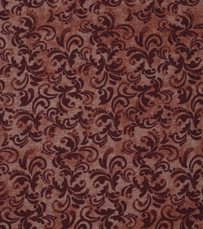 Keepsake Calico™ Cotton Fabric 43\u0022-Woodsmoke Textured Scroll