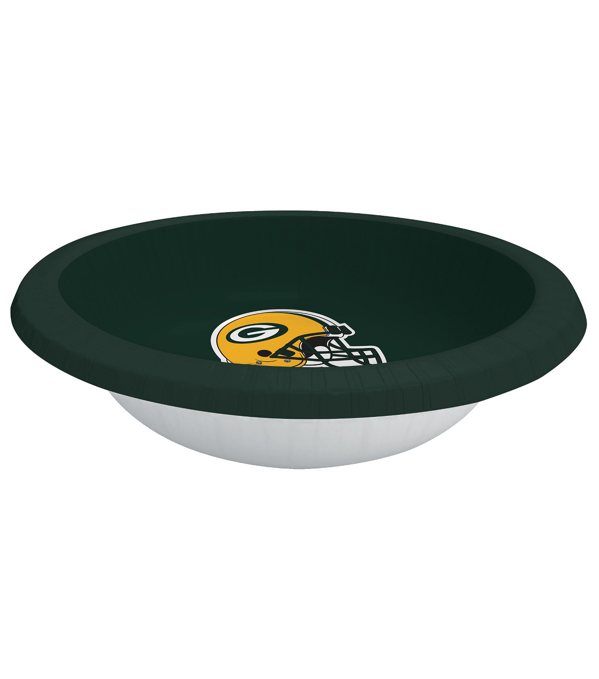 Green Bay Packers Paper Bowls