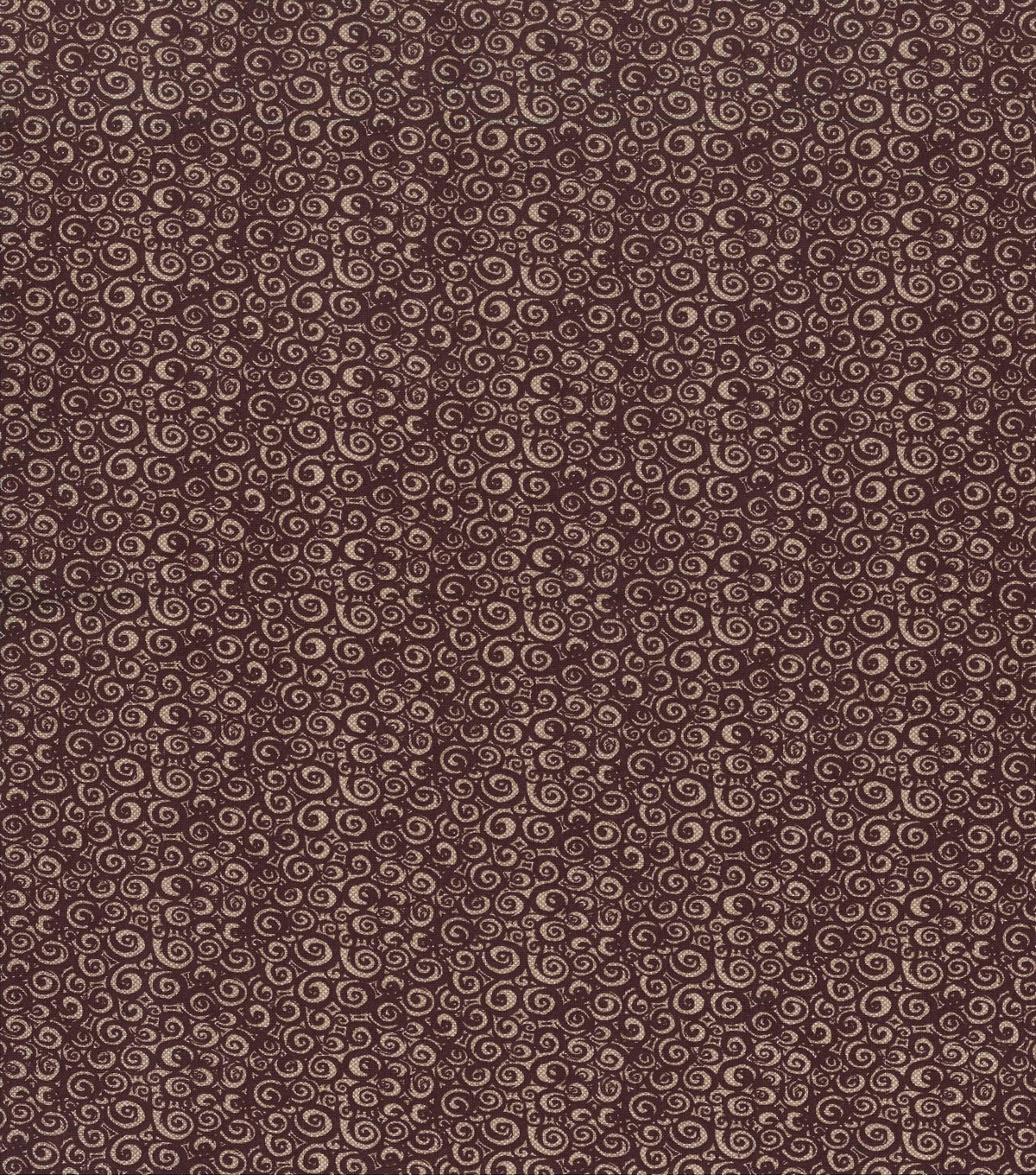 Keepsake Calico™ Cotton Fabric 43\u0022-Puce Textured Swirl