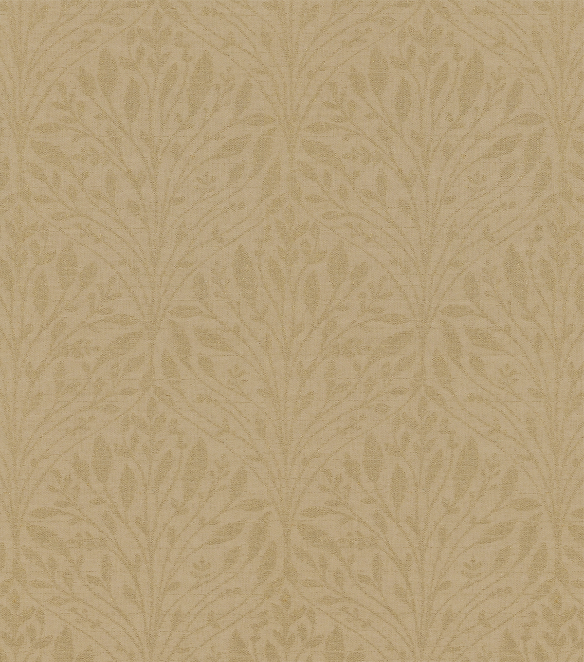 Covington Upholstery Fabric 55\u0022-Shimmer Softly Vintage Gold