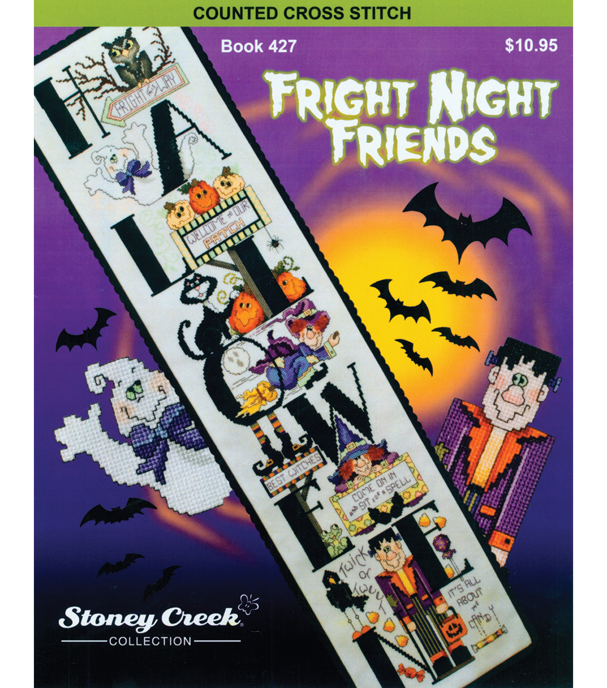 Stoney Creek-Fright Night Friends Book
