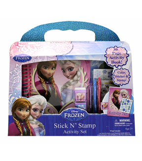 Disney Frozen Stick N Stamp
