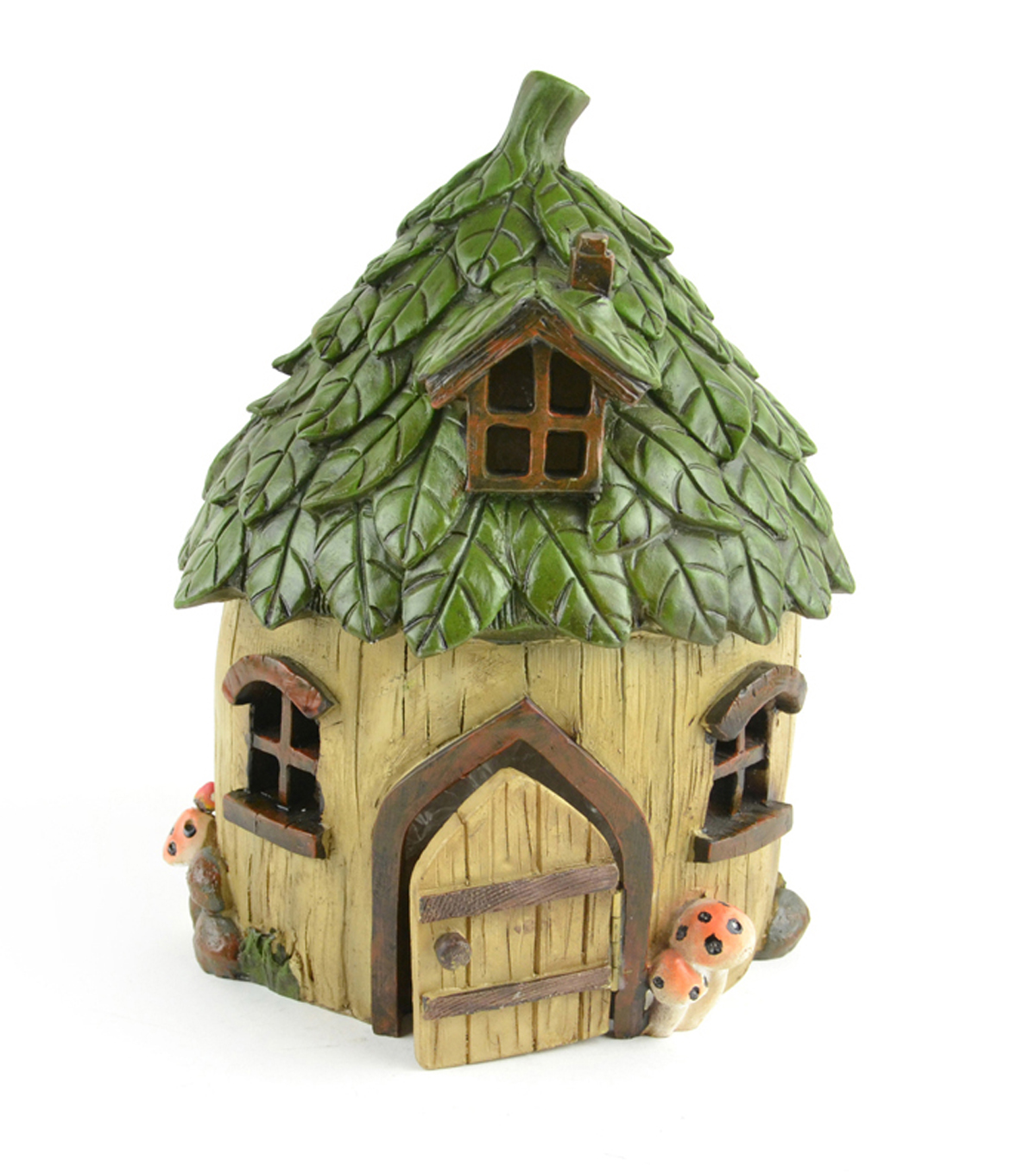 Bloom Room Littles Wood House with Leaf Roof