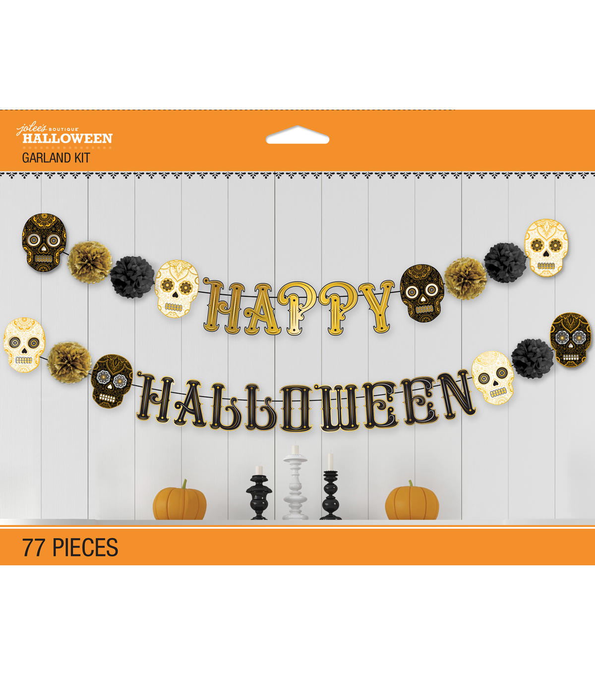 Jolee's Boutique Day Of The Dead Garland Kit