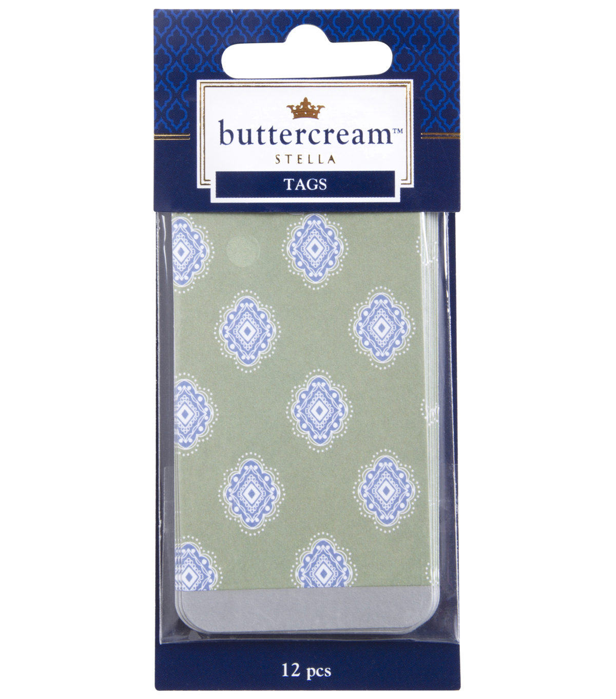 Buttercream™ Stella Collection Trendy Foil Tags