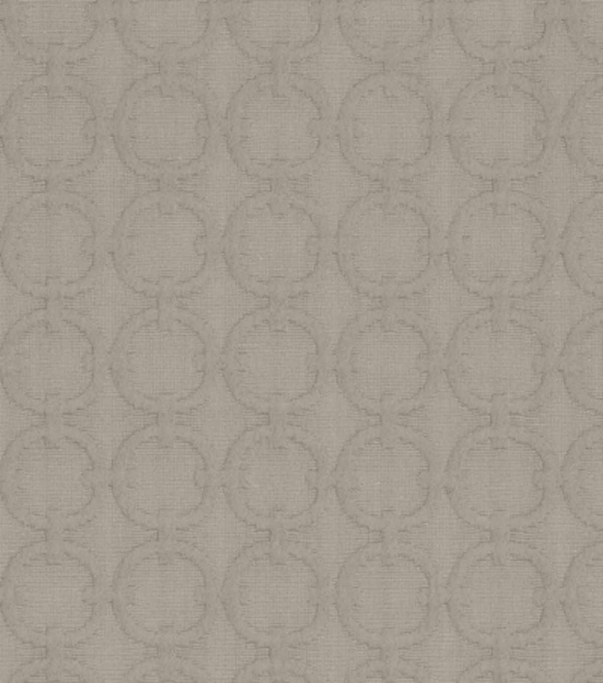 Waverly Upholstery Fabric 57\u0022-Full Circle/Sterling