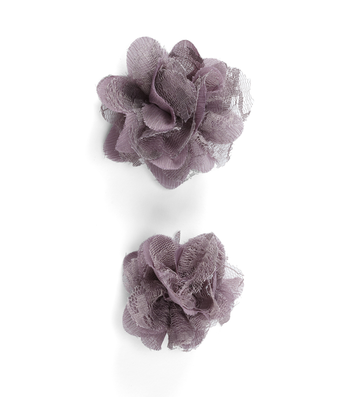 Jolee\u0027s Boutique® Le Fleur Lace Flower Dimensional Stickers-Purple
