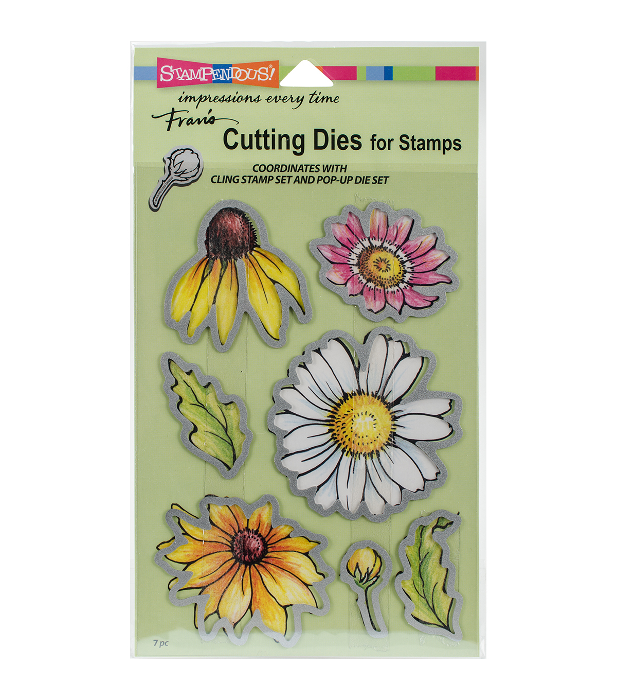 Stampendous® Cutting Dies-Daisy Mix