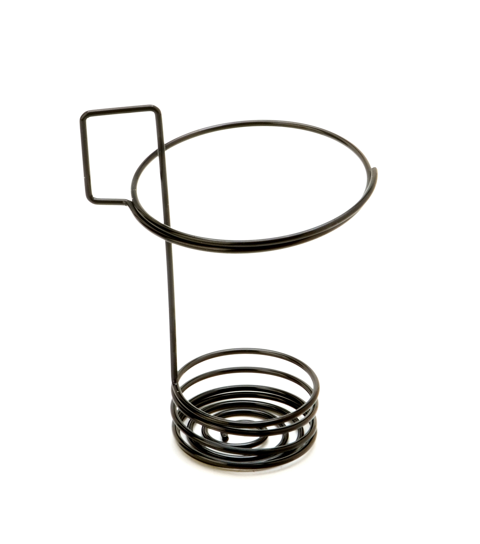 wire led tealight holder for mason jars black