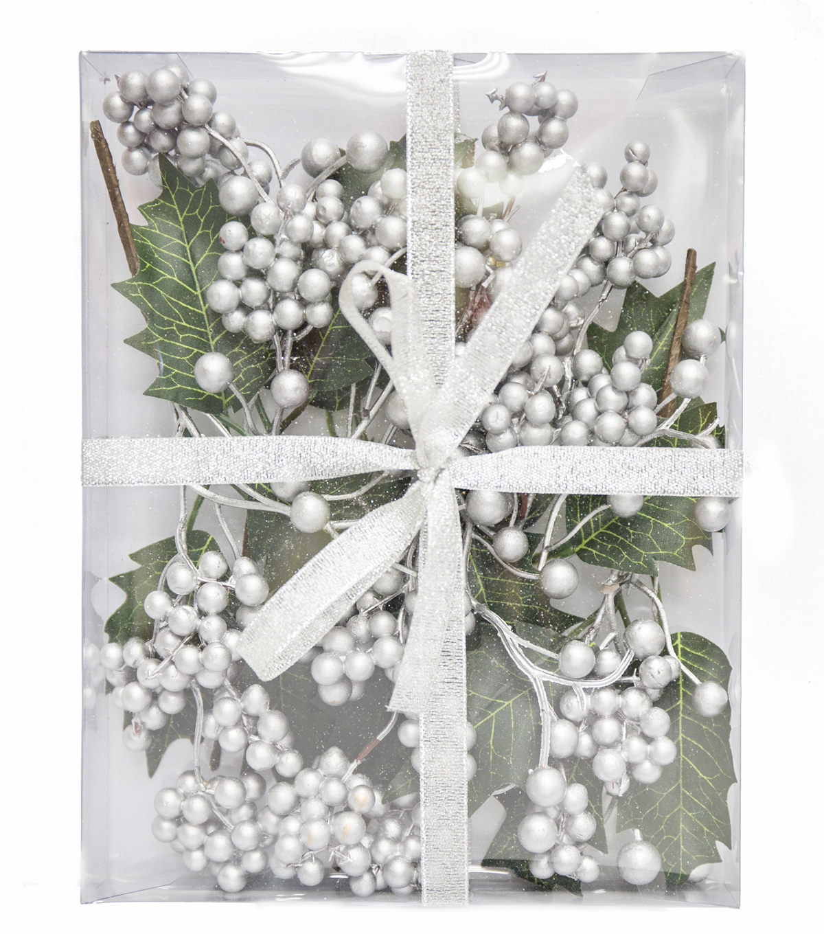 Blooming Holiday Boxed Berry Set-Silver