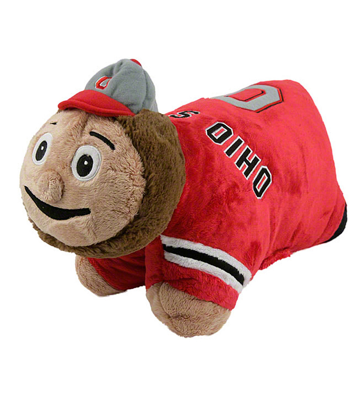 Ohio State University Buckeyes Pillow Pet