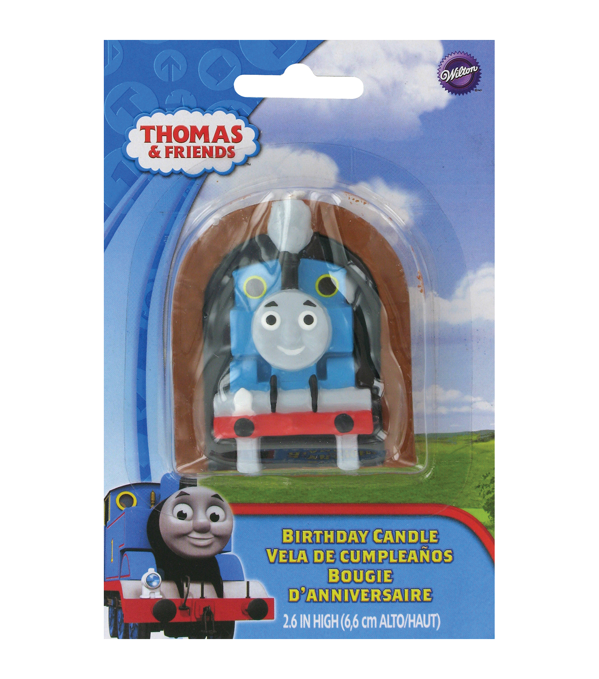 Wilton® Thomas Birthday Candle
