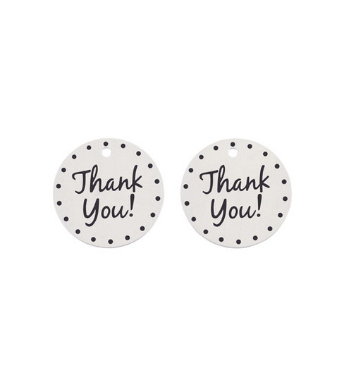 Wilton® 12pk Thank You Accent Charms