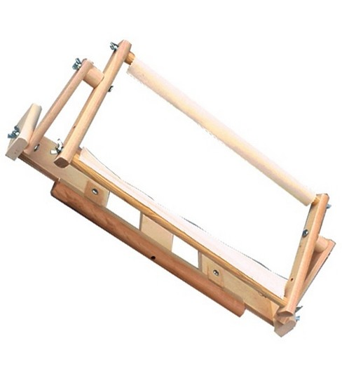 Original Lap Frame With Scroll Frame-16\u0022