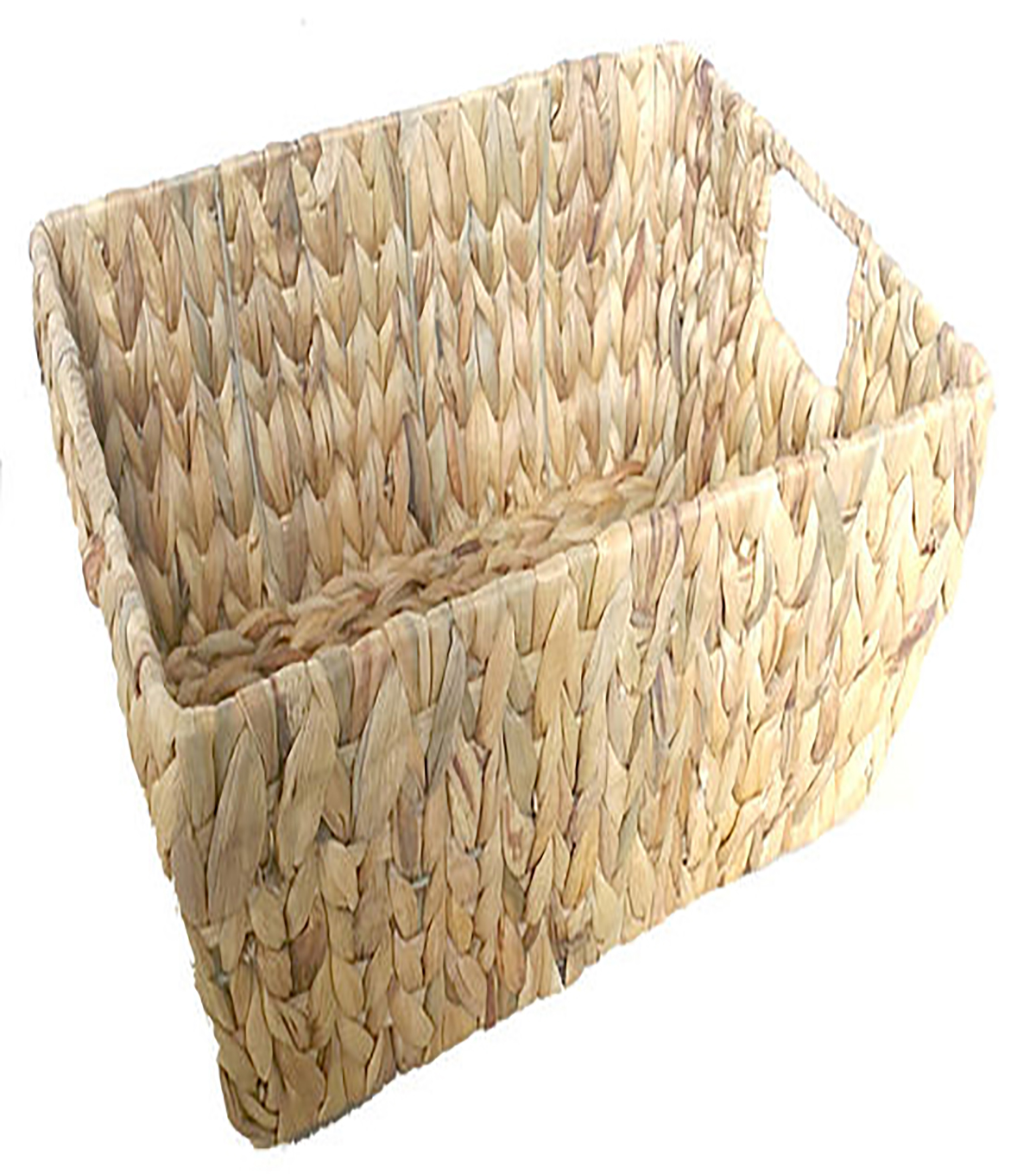 Organizing Essentials™ Rectangle Basket-Water Hyacinth
