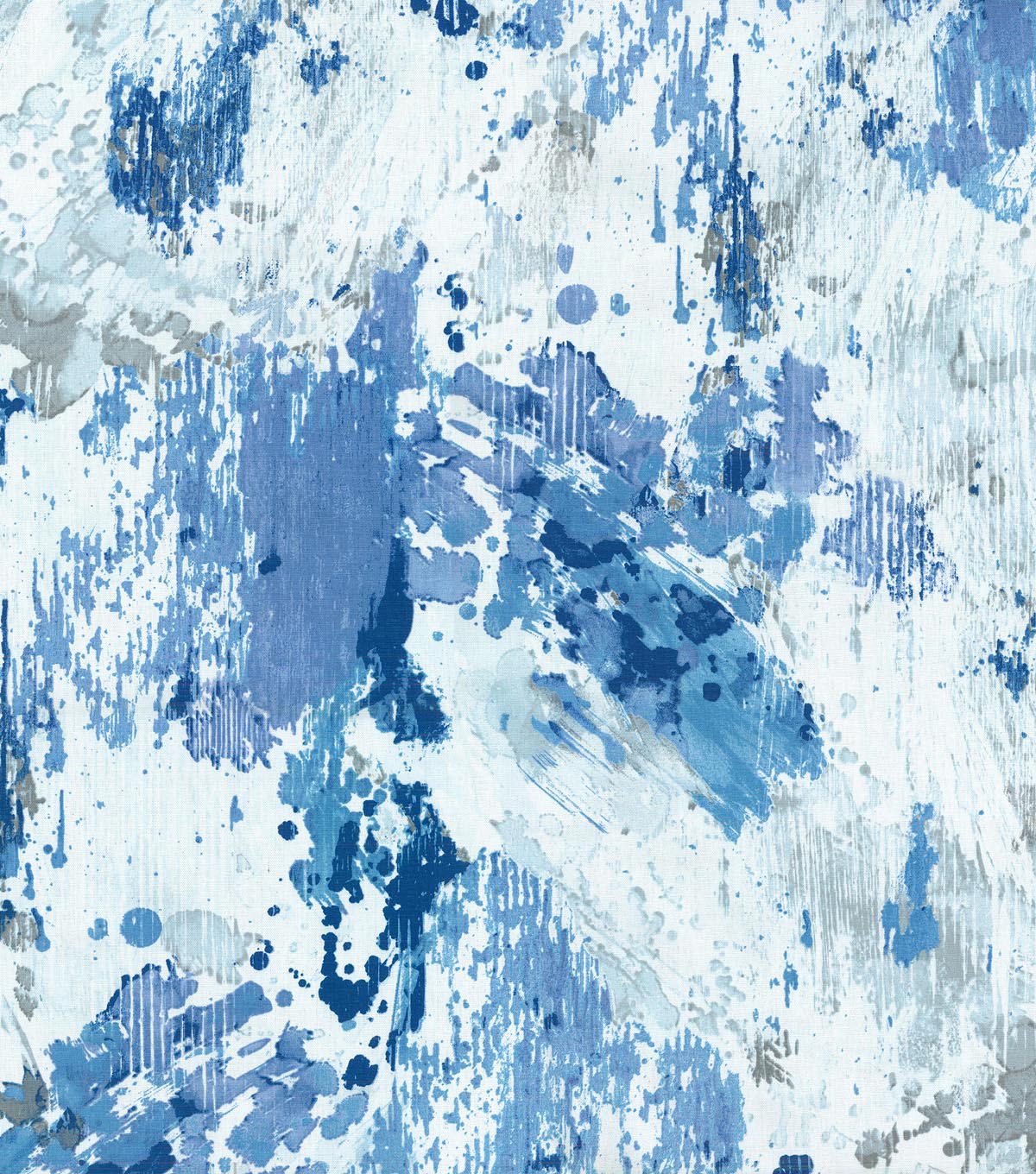 P/Kaufmann Upholstery Fabric-Abstract Azure