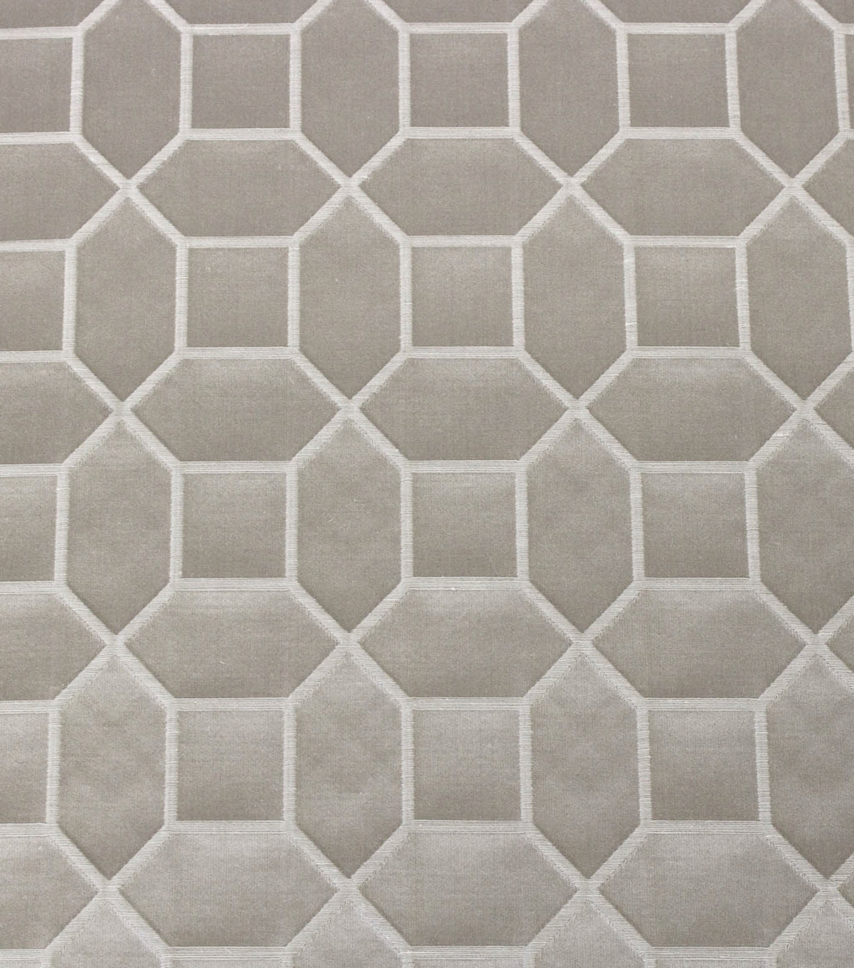 "Hudson 43 Solid Fabric 55""-Snazzy Alabaster"