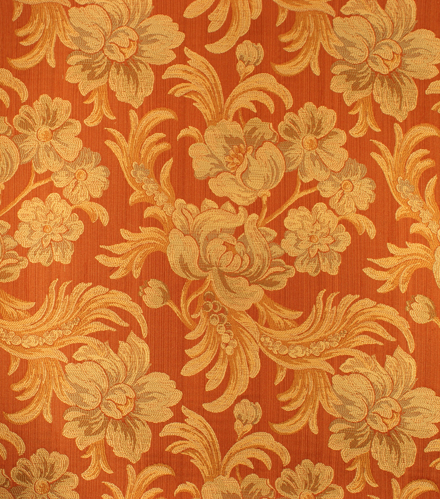 Home Decor 8\u0022x8\u0022 Fabric Swatch-Barrow M7191-5413 Ginger