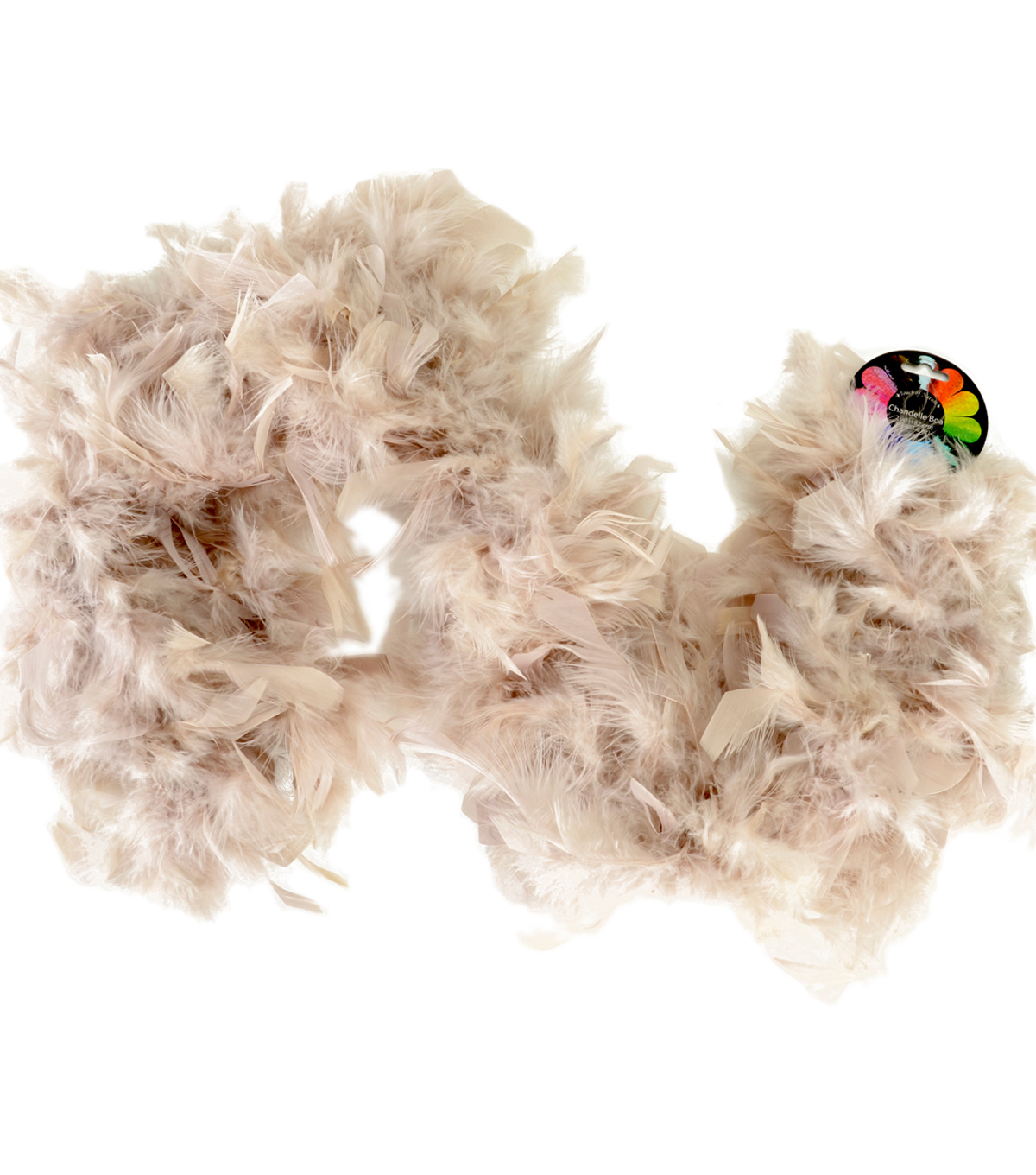 Midwest Design 2yds Turkey Feather Chandelle Boa