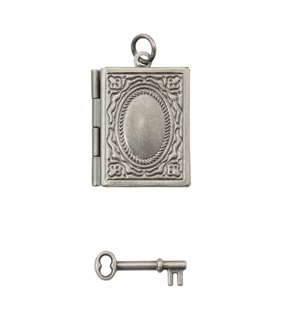Tim Holtz® Assemblage Book & Key Locket Charms
