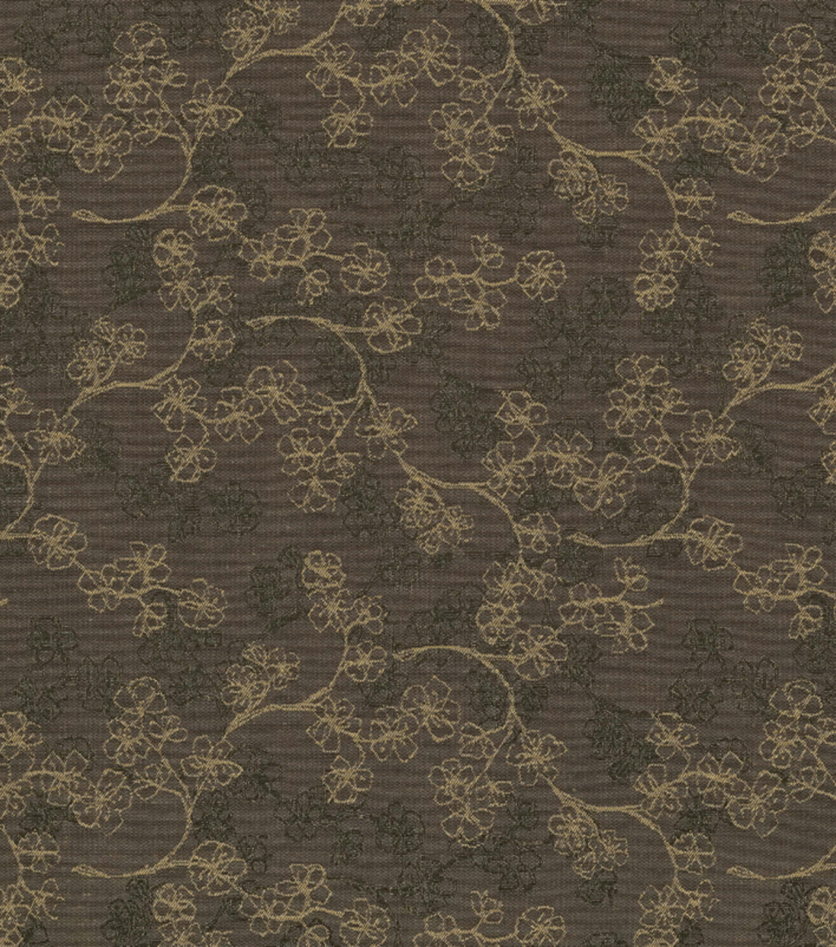 Home Decor 8\u0022x8\u0022 Fabric Swatch-Little Petals Gravel