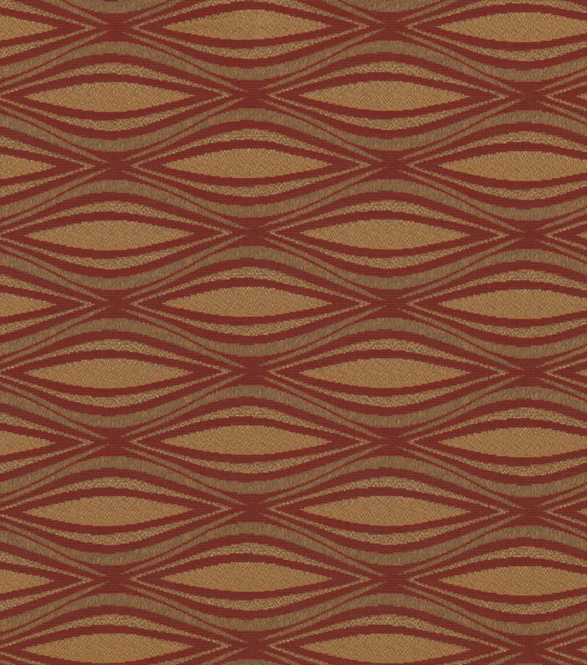 "Home Decor 8""x8"" Fabric Swatch-Teleport Ruby"
