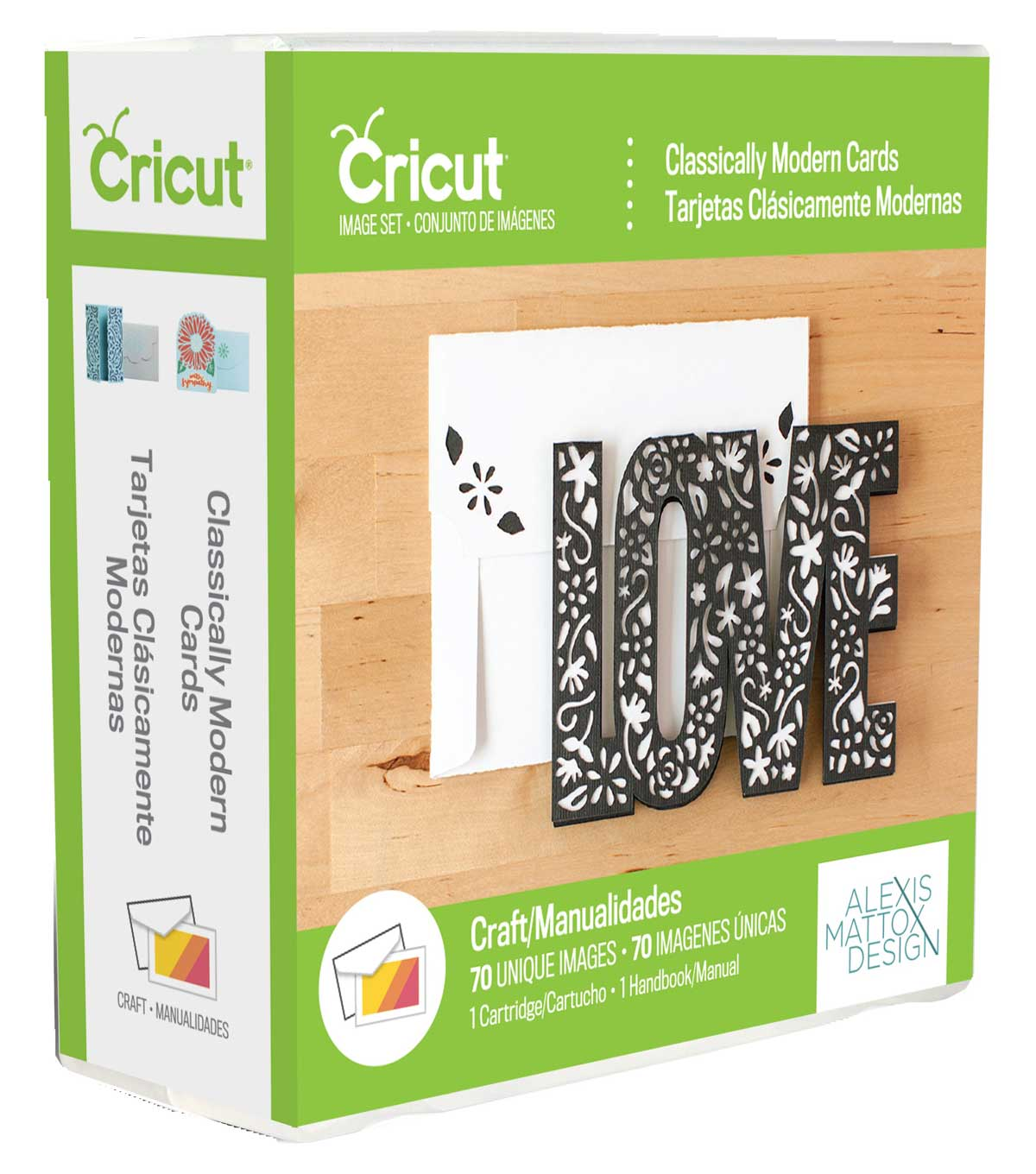 Cricut® Cartridge Classically Modern Cards